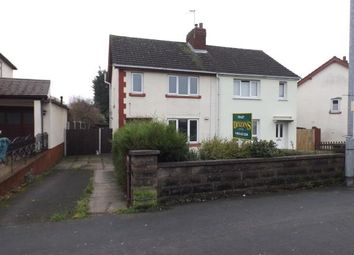 Thumbnail 2 bed semi-detached house for sale in Coppice Lane, Willenhall, West Midlands