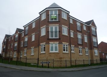 Thumbnail 2 bed flat to rent in Bellflower Close, Castleford