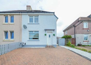 Thumbnail 2 bed semi-detached house for sale in Old Edinburgh Road, Uddingston, Glasgow