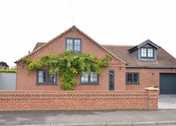 Thumbnail 4 bed detached bungalow for sale in Birch Avenue, Farnsfield, Newark