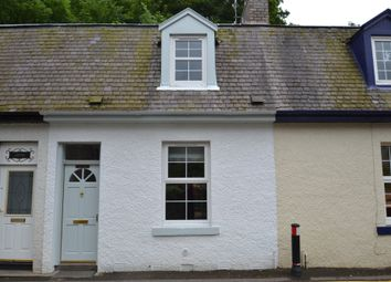Thumbnail 2 bed terraced house to rent in Ramoyle, Dunblane