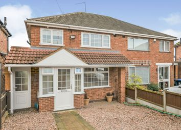 Thumbnail 3 bed semi-detached house for sale in Calverton Grove, Great Barr