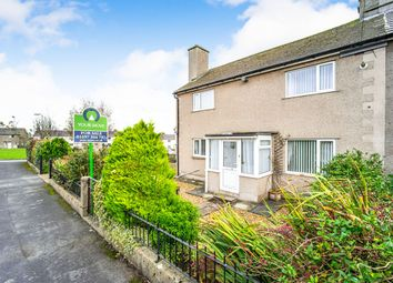 Thumbnail 3 bed semi-detached house for sale in East Crescent, Aspatria, Wigton
