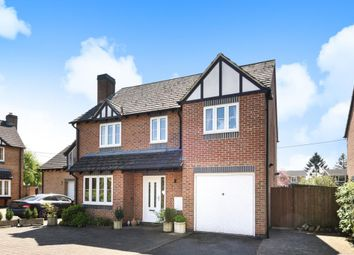 Thumbnail 4 bed detached house to rent in Southmoor, Oxfordshire
