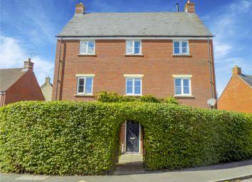 Thumbnail 5 bed detached house for sale in Kopernik Road, Swindon