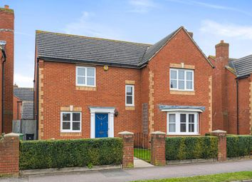 Thumbnail 4 bed detached house for sale in Didcot, Oxfordshire