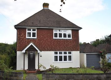 Thumbnail 3 bed detached house for sale in Vale Close, Orpington