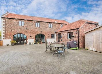 Thumbnail 4 bed barn conversion for sale in The Drayton, Swineshead, Boston, Lincolnshire