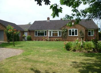 Thumbnail 3 bedroom detached bungalow for sale in Bartons Well, Much Marcle, Herefordshire