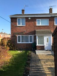 Thumbnail 3 bed terraced house to rent in Briardale, Bedlington