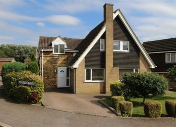 Thumbnail 4 bed detached house for sale in Coniston Close, Daventry