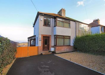 Thumbnail 3 bed semi-detached house for sale in Brynford Road, Holywell, Flintshire
