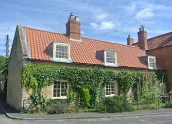 Thumbnail 3 bed cottage for sale in High Street, Osbournby, Sleaford, Lincolnshire