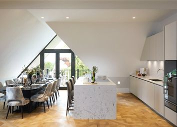 Thumbnail 5 bed flat to rent in Penthouse, Otto Schiff Mansions, 14 Netherhall Gardens, Hampstead