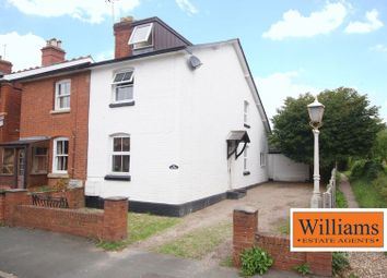 Thumbnail 2 bed semi-detached house for sale in Church Road, Hereford