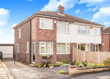 Thumbnail 3 bed semi-detached house for sale in Ashbourne Drive, Pontefract