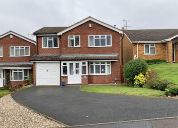 Thumbnail 4 bed detached house for sale in Morris Drive, Stafford