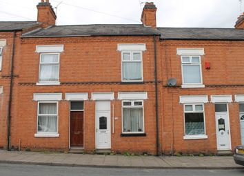 Thumbnail 2 bed terraced house to rent in Alma Street, Newfoundpool, Leicester