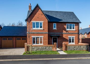 "Thumbnail 4 bed property for sale in ""The Caldwick I"" at Highlands Lane, Rotherfield Greys, Henley-On-Thames"