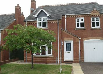 Thumbnail 4 bedroom link-detached house for sale in Waterlow Close, Priorslee, Telford