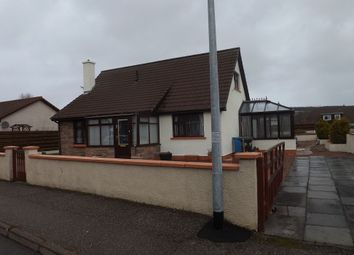 Thumbnail 4 bed detached house for sale in Obsdale Park, Alness