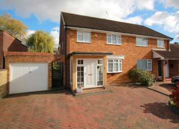 Thumbnail 3 bed semi-detached house for sale in Ridge Lea, Hemel Hempstead