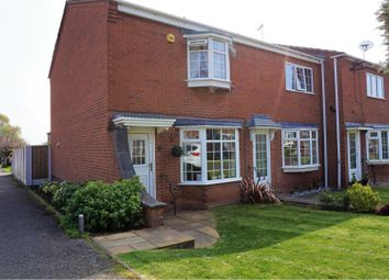 Thumbnail 2 bed end terrace house for sale in Clarehaven, Stapleford