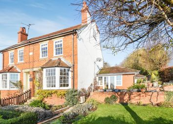 Thumbnail 3 bed semi-detached house for sale in Spring Cottages, Knowl Hill Common