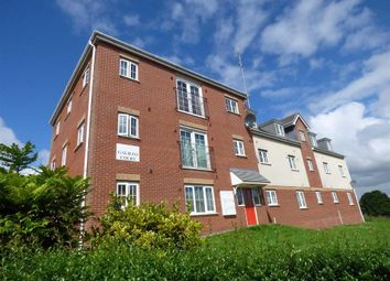 Thumbnail 2 bed flat for sale in Galileo Court, Burslem, Stoke-On-Trent