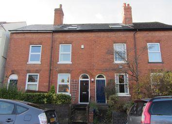 Thumbnail 3 bedroom terraced house to rent in Ravenhurst Road, Harborne, Birmingham