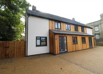 Thumbnail 3 bed semi-detached house for sale in Mayflower Mews, New Road, Mistley, Manningtree
