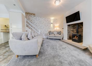 Thumbnail 1 bed terraced house for sale in Burnley Road, Weir, Bacup