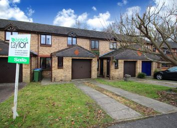 Thumbnail 3 bed terraced house for sale in Dover Close, Southwater, Horsham