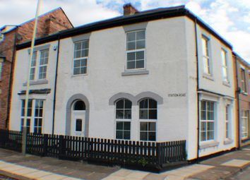 Thumbnail 4 bed end terrace house for sale in 18 Station Road, Darlington, County Durham