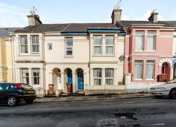 Thumbnail 3 bed terraced house for sale in Oxford Avenue, Plymouth
