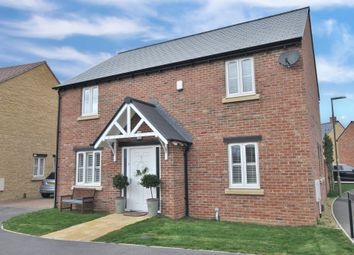 Thumbnail 4 bed detached house for sale in Pointer Place, Marcham, Abingdon