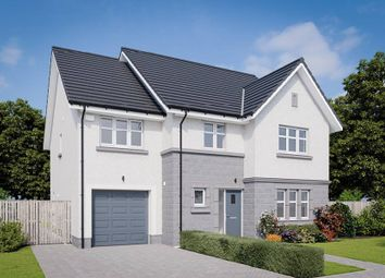 """Thumbnail 5 bed detached house for sale in """"The Darroch"""" at Balhalgardy Rise, Inverurie"""