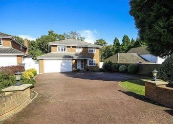 Thumbnail 4 bed detached house for sale in Barnet Gate Lane, Arkley, Hertfordshire
