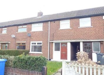 Thumbnail 3 bed terraced house to rent in Coronation Drive, Widnes
