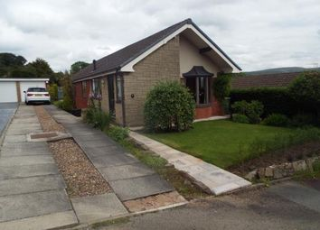 Thumbnail 3 bed bungalow for sale in Heatherside Road, Ramsbottom, Bury, Greater Manchester