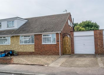 Thumbnail 2 bed semi-detached house for sale in Denne Close, Sturry, Canterbury