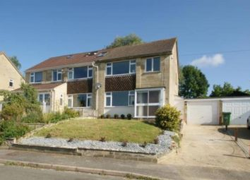 Thumbnail 3 bedroom semi-detached house for sale in Napier Road, Weston, Bath