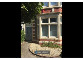 Thumbnail 2 bedroom flat to rent in Llandaff Road, Cardiff
