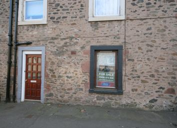 Thumbnail 1 bed flat for sale in 71A High Buckholmside, Galashiels