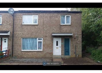 Thumbnail 4 bedroom end terrace house to rent in Irchester Place, Peterborough