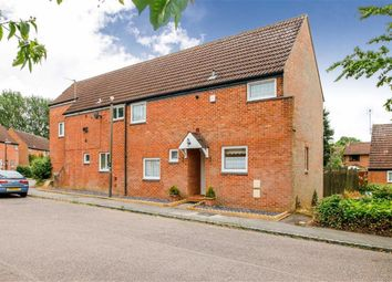 Thumbnail 3 bed end terrace house for sale in France Furlong, Great Linford, Milton Keynes