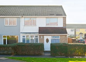 Thumbnail 3 bedroom semi-detached house for sale in Old Barn Way, Southwick, Brighton