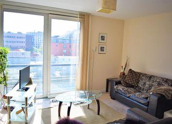 Thumbnail 1 bed flat for sale in Spectrum (Block 1), Blackfriars Road, Salford