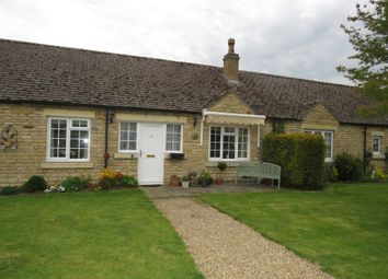 Thumbnail 2 bed terraced bungalow for sale in Tixover Grange, Tixover, Stamford