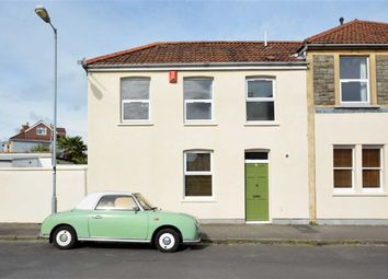 Thumbnail 3 bed end terrace house for sale in Monk Road, Bishopston, Bristol